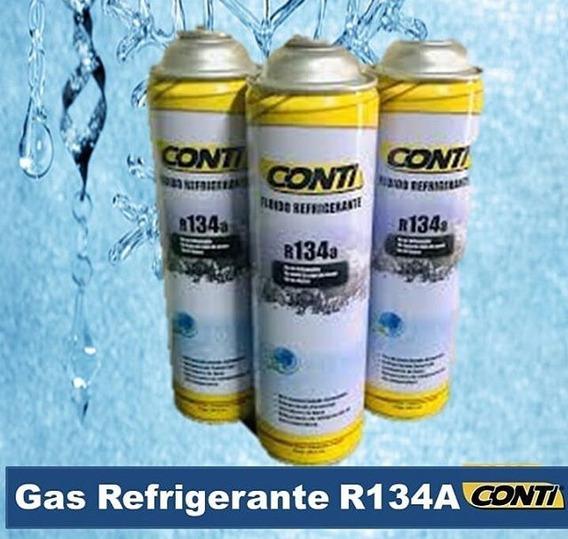 Gas Refrigerante R134 Conti 750gr