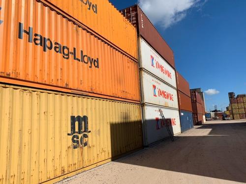 Containers Marítimos Contenedores Usados, Nacionalizados Ca8