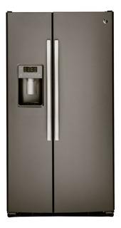 Refrigerador Ge Gsmt6aeffes 26p Duplex C/desp Slate