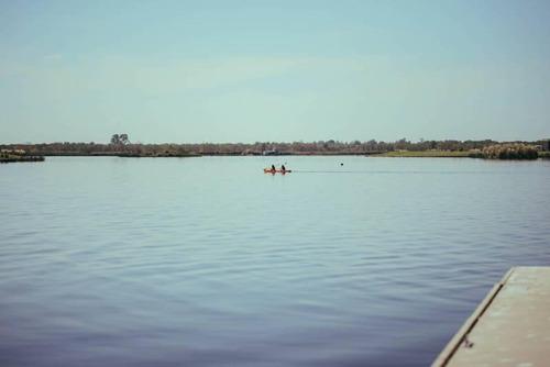 Puertos | Riberas - Último Barrio Lanzado 35% Y 36 Cuotas - Lote Al Agua  En Venta