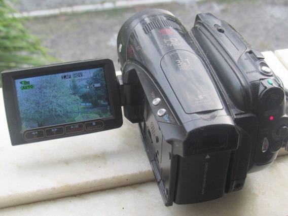 Filmadora Hd Canon Vixia Hv40 2