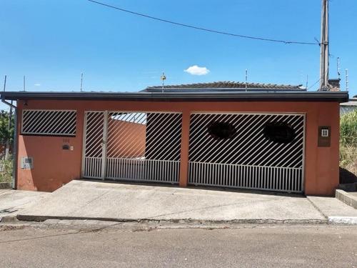 Casa Com 3 Dormitórios À Venda, 180 M² Por R$ 385.000 - Residencial Girassol - Itupeva/sp - Ca0190