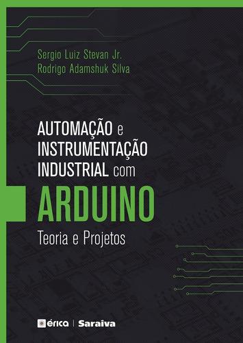 Livro Automação E Instrumentação Industrial Com Arduino