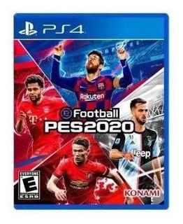 Pes 2020 Pro Evolution Soccer Ps4