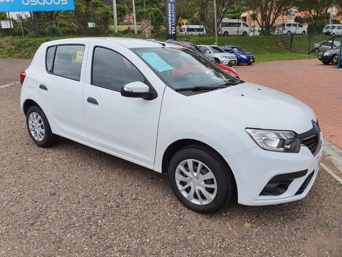 Renault New Sandero Life + 1.6 5p 2020 Gwu656