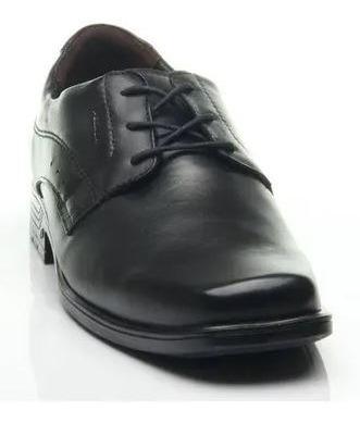 Sapato Pegada 522109-01 Couro Masculino 364249 | Calcebel