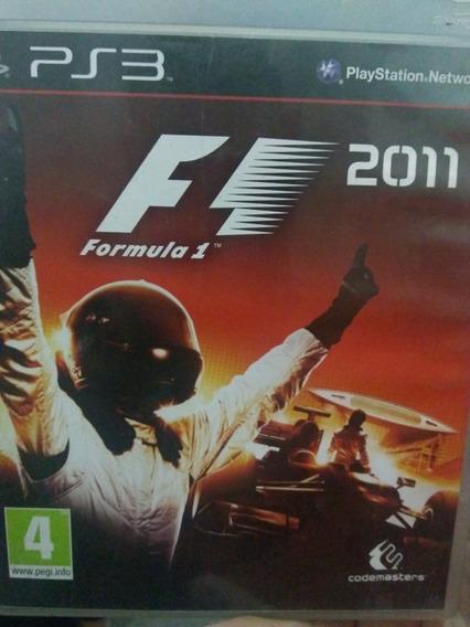 Formula 1 Ps3 Original , A Pronta Entrega