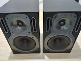 Par Monitores Behringer B2031a Ativos Com Amplificador Hifi