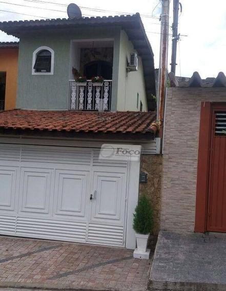 Sobrado Com 3 Dormitórios À Venda, 100 M² Por R$ 420.000,00 - Jardim Rosa De Franca - Guarulhos/sp - So0237