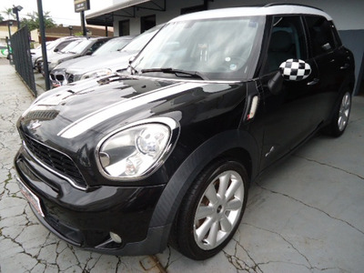 Mini Cooper John Works 1.6 Turbo Allr 4 Ano 2011