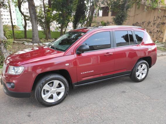 Jeep Compass 2012 2.0 Sport Aut. 5p
