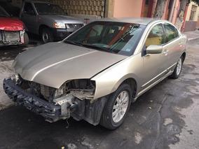 Mitsubishi Galant Diamond L4 2006 Para Reparar