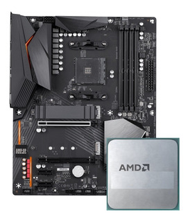 COMBO ACTUALIZACION PC AMD RYZEN 5 5600G + X570