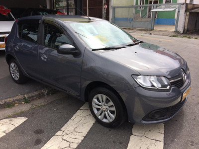 Renault Sandero 1.0 Expression Ano 2017