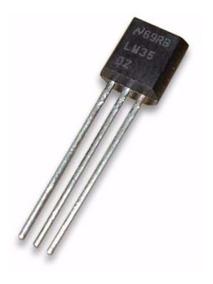 Lm35dz Lm35 Lm 35 Sensor De Temperatura