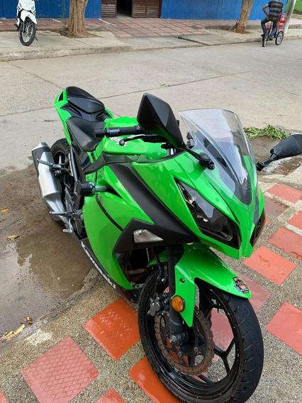 Kawasaki Ninja 300r