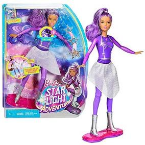 Barbie Aventura Nas Estrelas Hoverboard Galáctico - Mattel