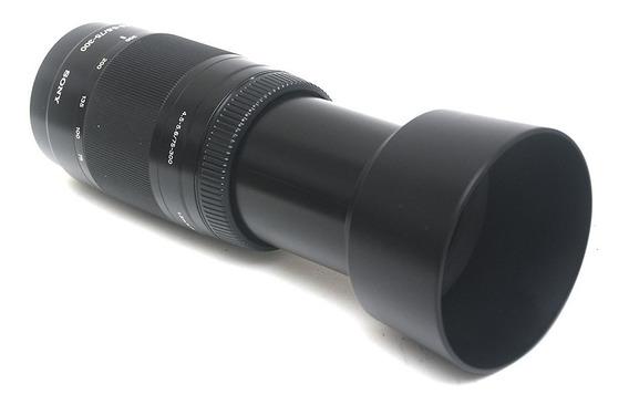 Sony 75-300mm F/4-5.6 P/a100 A200 A65 A77 A390 A58 A37 A33