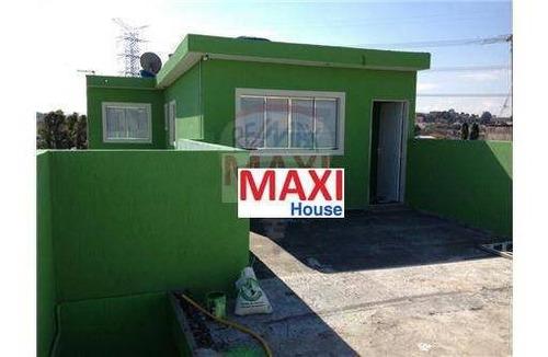 Casa Com 3 Dormitórios À Venda Por R$ 490.000  Rua Pavão - Ayrosa - Osasco/sp - Ca0029