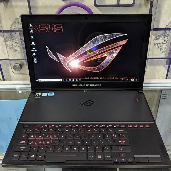 Asus Rog Zephyrus Gtx 1080 512gb Ssd 15.6 24gb Ram I7-7700hq