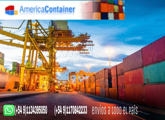 Contenedores Maritimos Usados Containers 20 Salta.