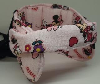 Apoio Suporte Cabeça Botão Bebê Criança Infantil Carro