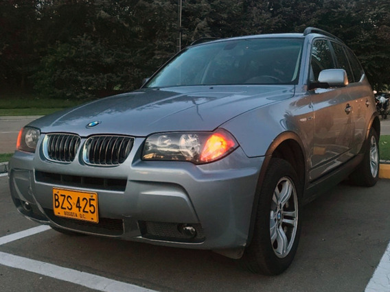 Bmw X3 (e83) 3.0i At 3000cc Modelo Usa