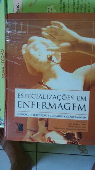 Kit Técnico De Enfermagem E Especialização Em Enfermagem