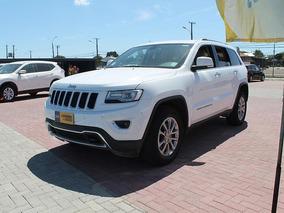 Jeep Grand Cherokee New Grand Cherokee Ltd 4x4 3.6 Aut 2015