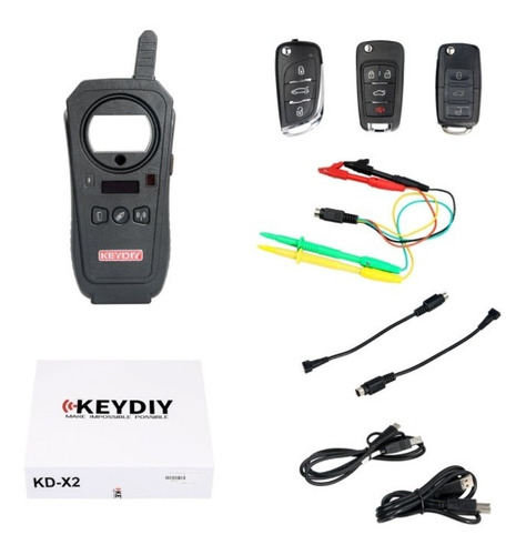 Keydiy Kdx2 Programador Transponder Llave Control Key