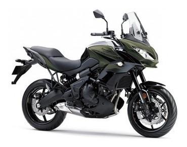 Kawasaki Versys 650 Abs - Doc Gratis - Pronta Entrega - Alex