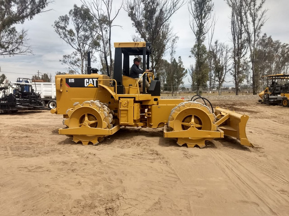 Tractocompactador Cat 815 Año 85
