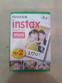 Filme Instax Mini Pack Com 20 Poses Foto