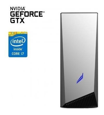 Pc Gamer Easypc Silvershield Intel Core I7 16gb (geforce Gtx