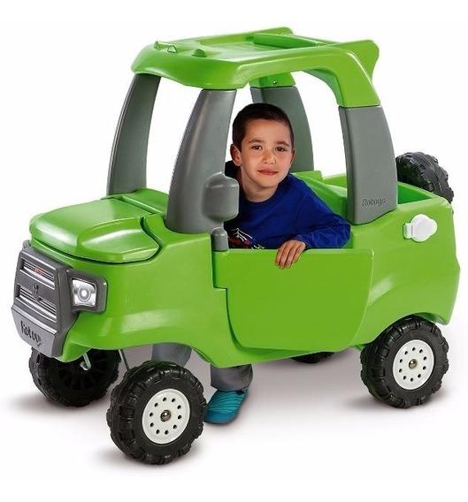 Camioneta Andador Caminador Pata Niños Rotoys 1a6 Años