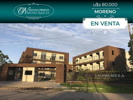 Complejo La Palmera- Departamento 2 Ambientes - Moreno