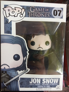 Funko Pop! Jon Snow Game Of Thrones #07