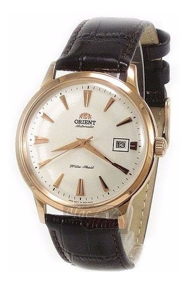 Orient Vintage Automático Rose Gold Bambino Fac00002w0