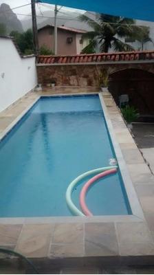 Casa De Rua-à Venda-curicica-rio De Janeiro - Ca0026