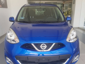 Nissan March Advance Mt 2018 Estrena Ya