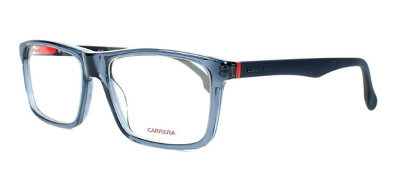 Lentes Gafas Carrera 8824v Oftálmicos Premium Square 58mm