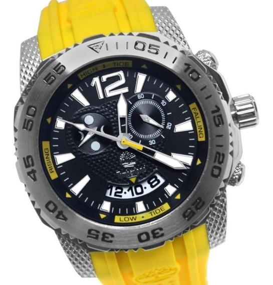Relógio Masculino Timberland Original Modelo 8272
