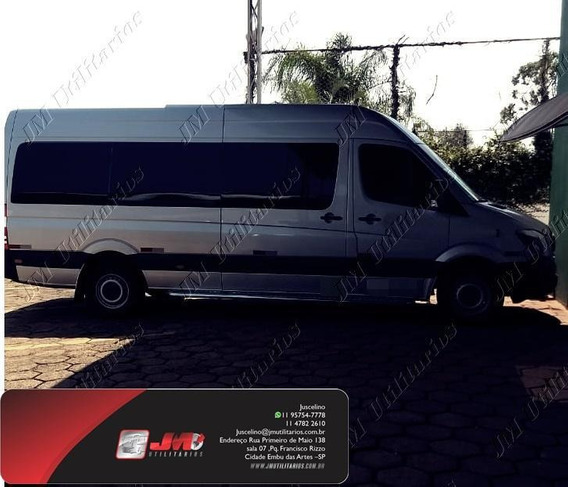 M.benz Sprinter Cd1 415 Ano 2018 Longa Jm Cod 267