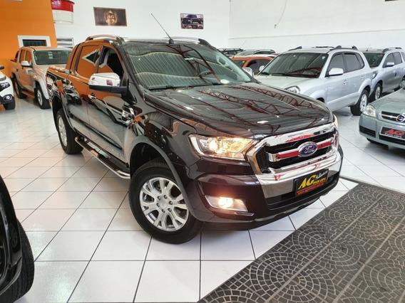 Ford Ranger Limited 2017/2018 Único Dono Apenas 14.600km