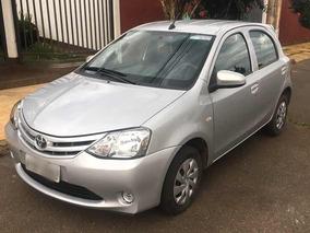 Toyota Etios 1.3x Automatico 16/17 Completo Ipva Pago