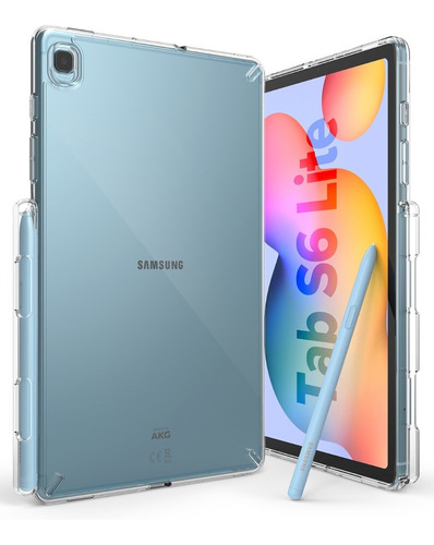 Imagen 1 de 6 de Funda Samsung Galaxy Tab S6 Lite Fusion Anti Golpes