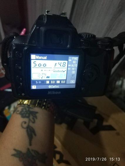 Câmera Profissional Nikon D 40