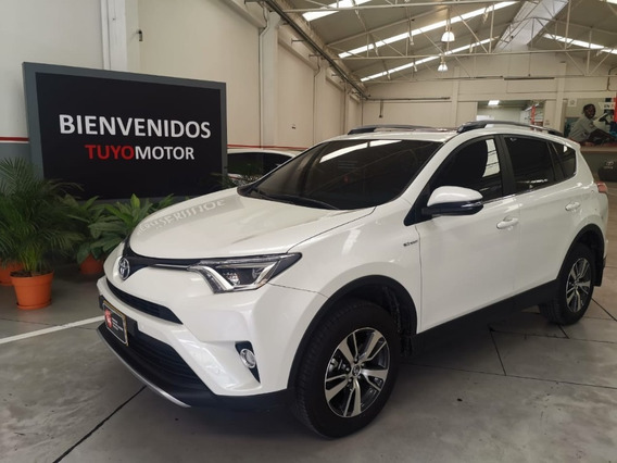Toyota Rav4 2.0 4x2 A/t Modelo 2019 - Como Nueva!!!