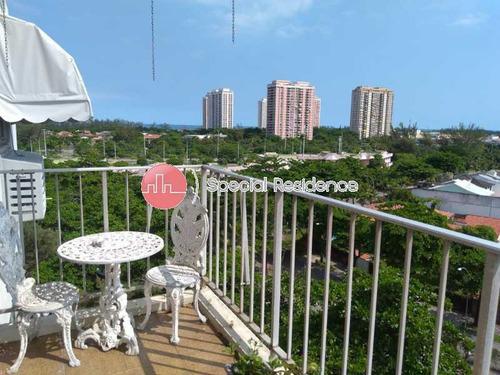 Imagem 1 de 15 de Apartamento-à Venda-barra Da Tijuca-rio De Janeiro - 201478