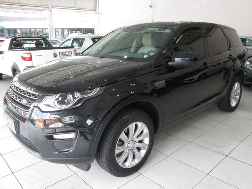 Land Rover Discovery 2017 Turbo Diesel Se Aceitamos Trocas